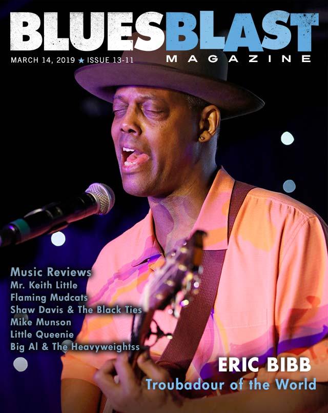 Eric Bibb cover image