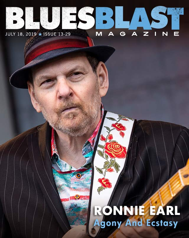 Issue 13-29 July 18, 2019 – Blues Blast Magazine