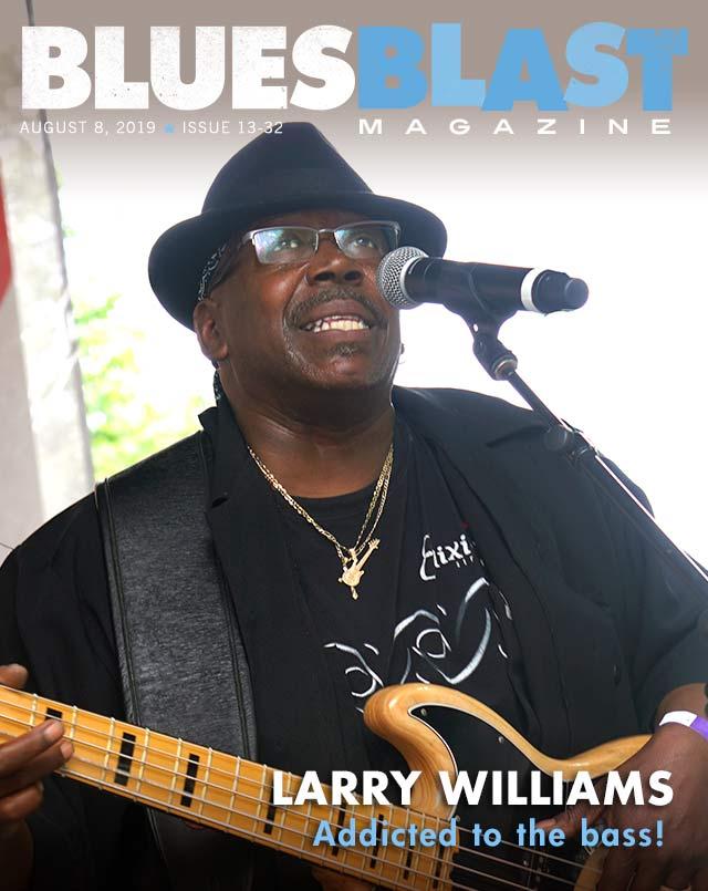 Issue 13-32 August 8, 2019 – Blues Blast Magazine