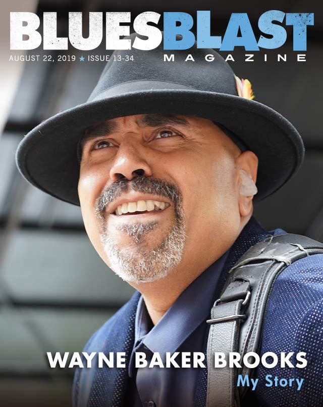 Wayne baker brooks cover image