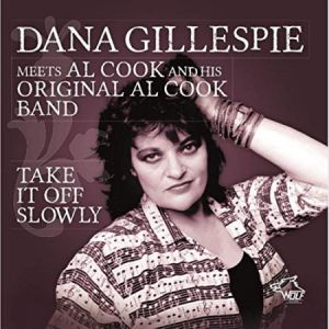 dana gillespie cd image