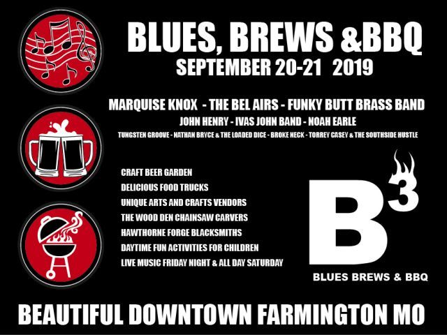 farmington blues fest ad image