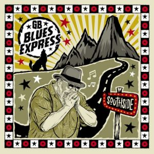 gb blues express album image