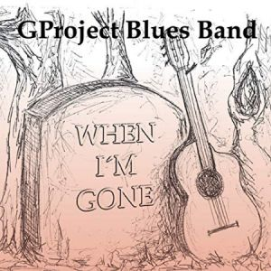 g project blues band cd image