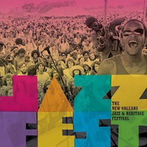 Jazz fest album image