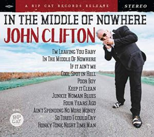 john clifton cd image