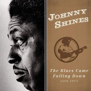 johnny shines cd image
