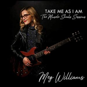 meg williams cd image