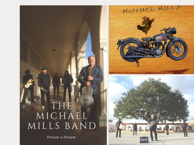 michael mills band ad image