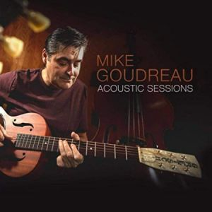 mike goudreau cd image