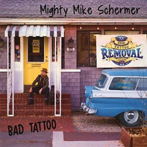 mike schermer cd image