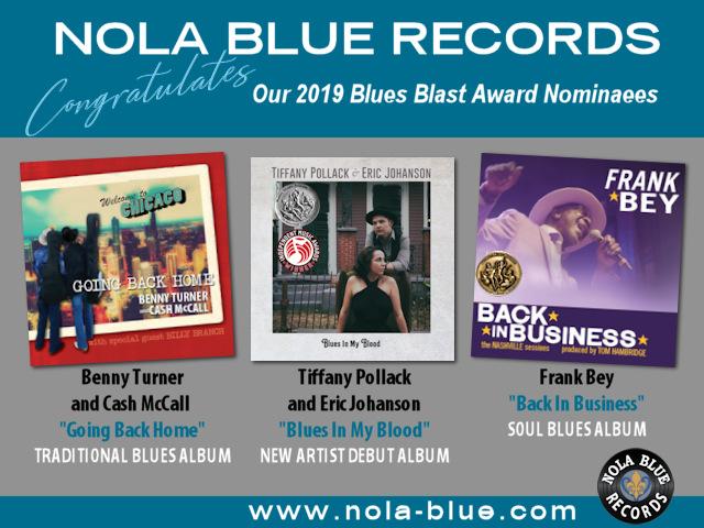 nola blue ad image