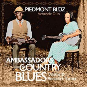 piedmont bluz album cover image