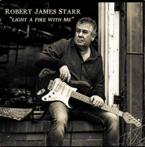robert James Starr cd image