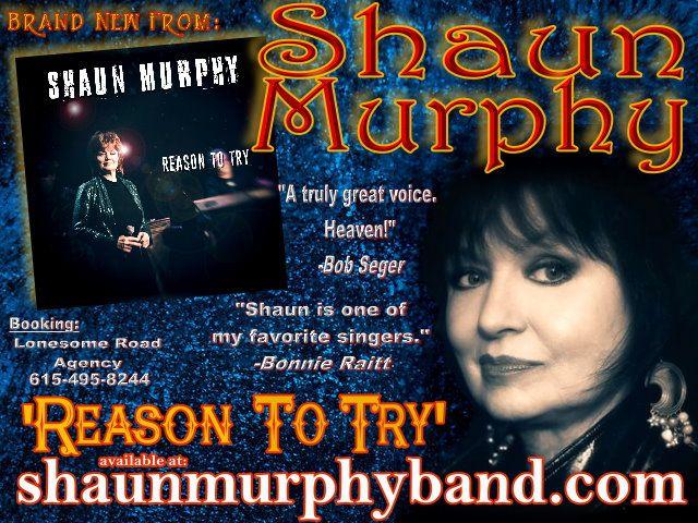 shaun murphy cd image