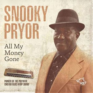 snooky pryor cd image