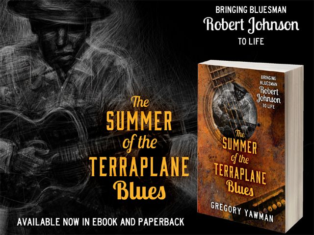 summer of terraplane blues book image