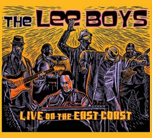 the lee boys cd image