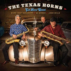 tHE TEXAS HORNS CD IMAGE