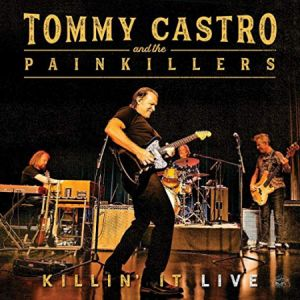 tommy castro cd image
