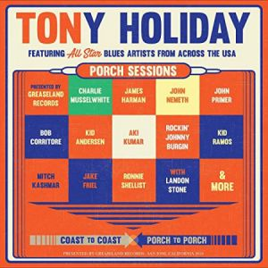 tony holiday cd image