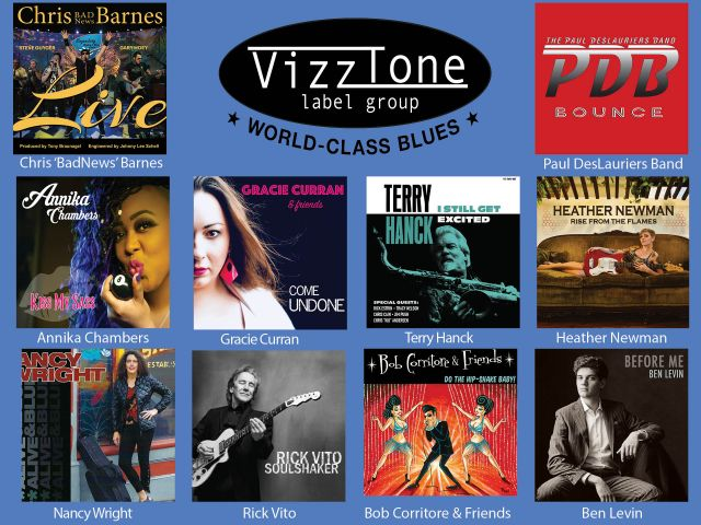 Vizztone Records ad image