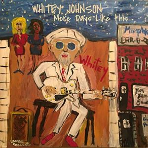 whitey johnson cd image