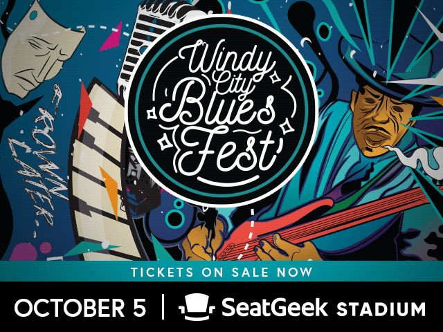 Windy City Blues Fest Ad