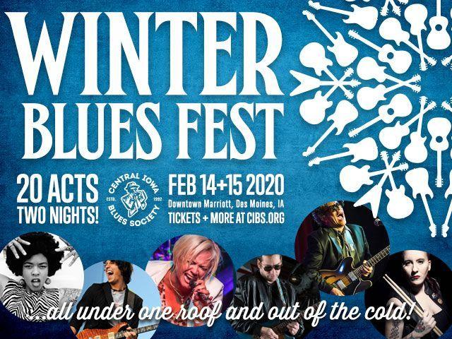 winter blueus fest ad image
