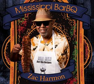 zac harmon cd image