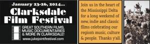 clarksdalefilmfest2014banner