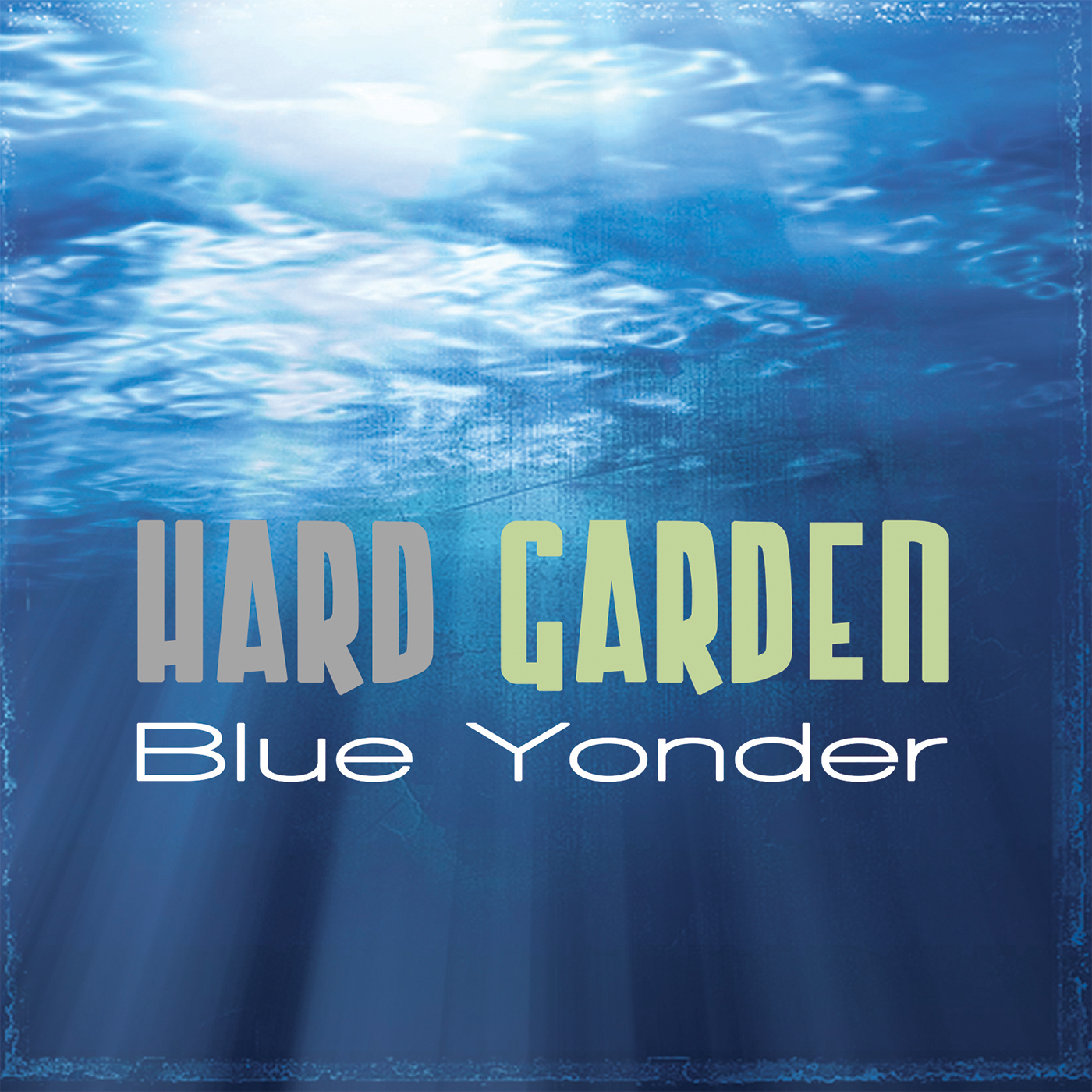 Blue Yonder CD Cover