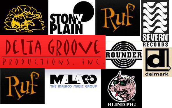 top 10 major blues record labels – blues blast magazine