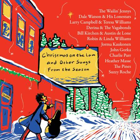 various artists christmas songs on the lam and other songs for the season album review christmassongscd various artists christmas songs - Blues Christmas Songs