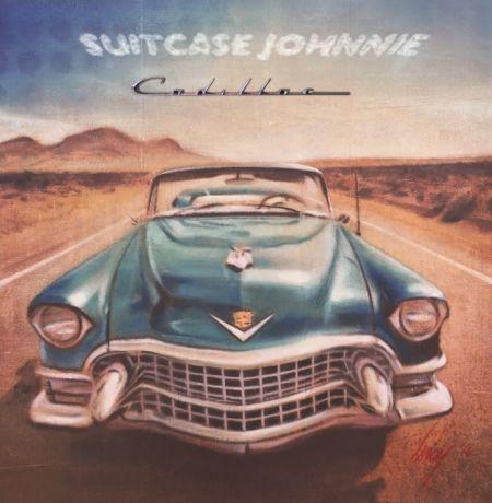 Suitcase Johnnie – Crazy About A Cadillac   Album Review – Blues