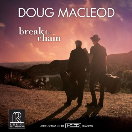 Doug MacLeod – Break The Chain | Album Review – Blues Blast