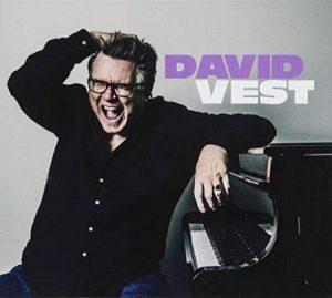 David Vest – Self-Titled   Album Review – Blues Blast Magazine
