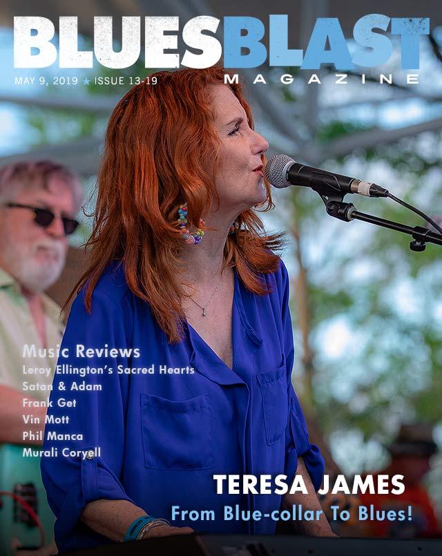 Issue 13-19 May 9, 2019 – Blues Blast Magazine
